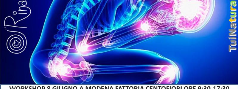 FIBROMIALGIA: LE VIE DEL BENESSERE seminario a Modena