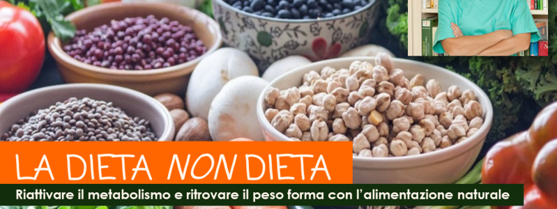 LA DIETA NON DIETA WORKSHOP