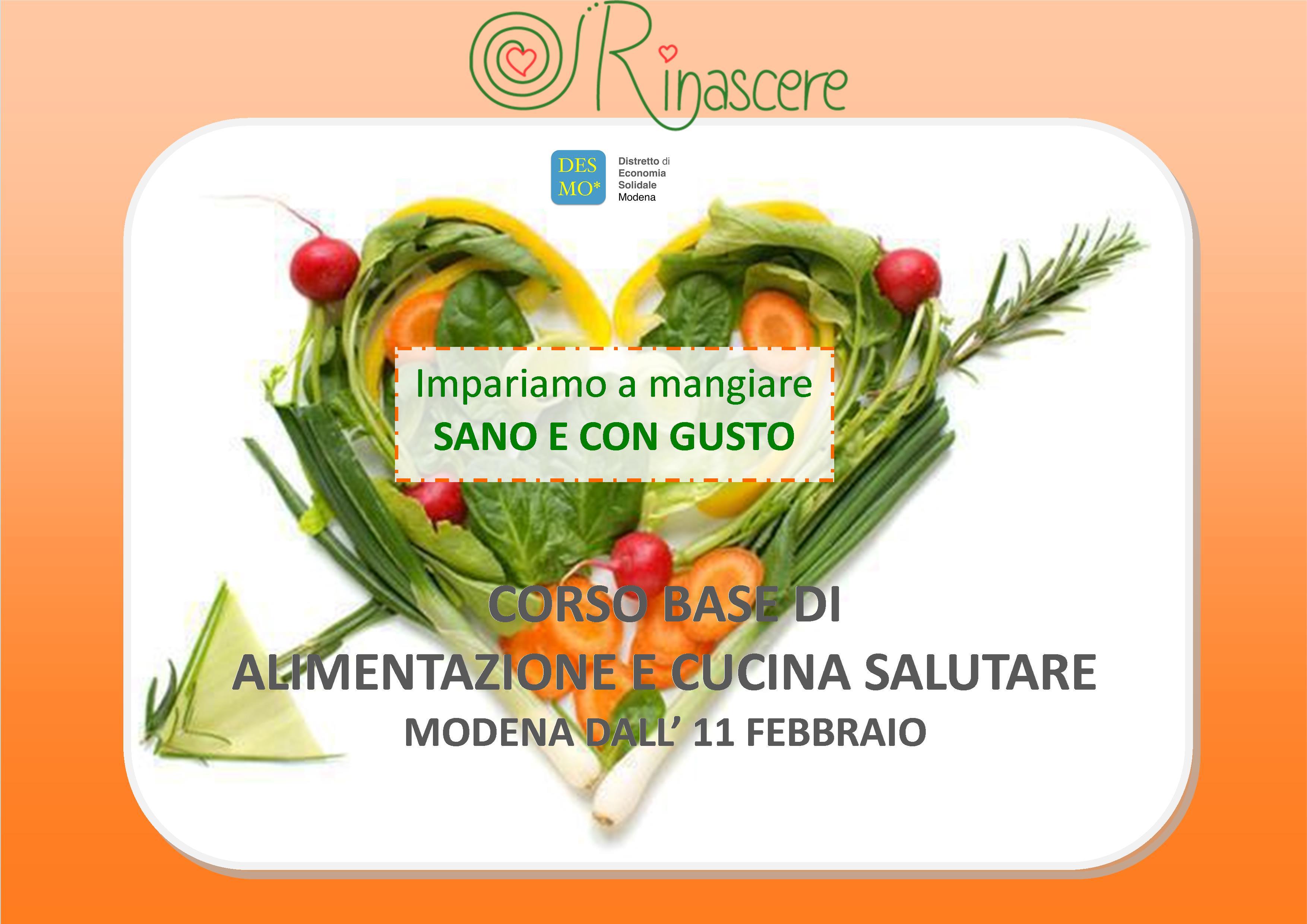 Corso base alimentazione e cucina salutare - Corso base di cucina ...